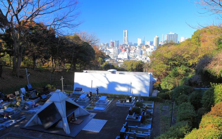 外國人墓地(横濱:山手・元町地區)