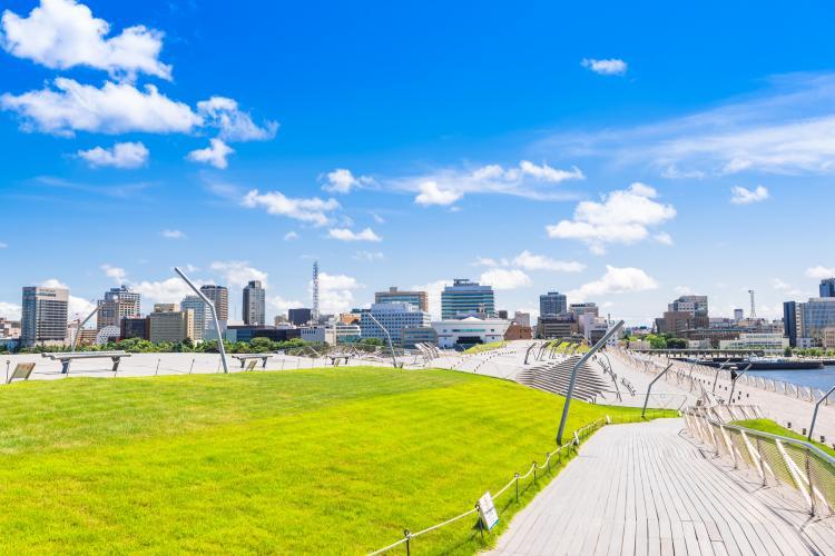横濱港大棧橋國際客輪碼頭