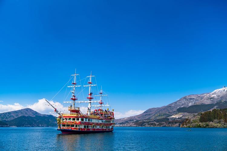 箱根海賊船(桃源台港)