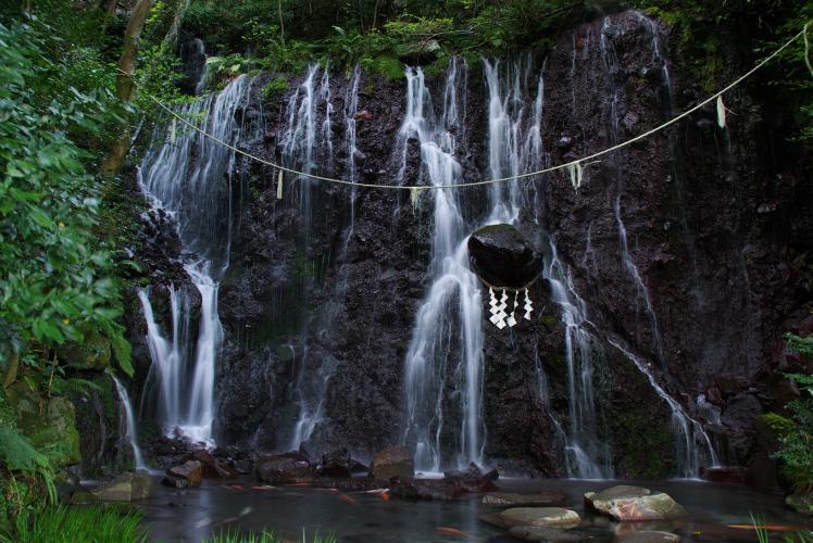 玉簾瀑布(箱根)