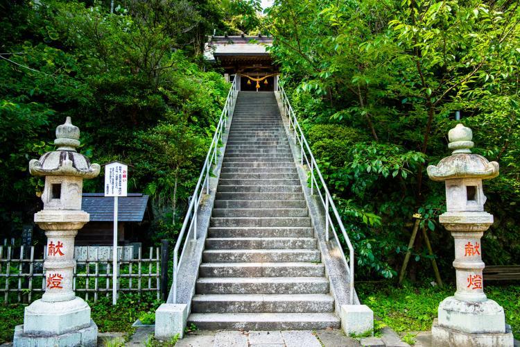 甘繩神明神社