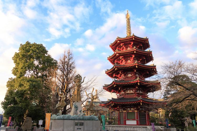 川崎大師(平間寺)