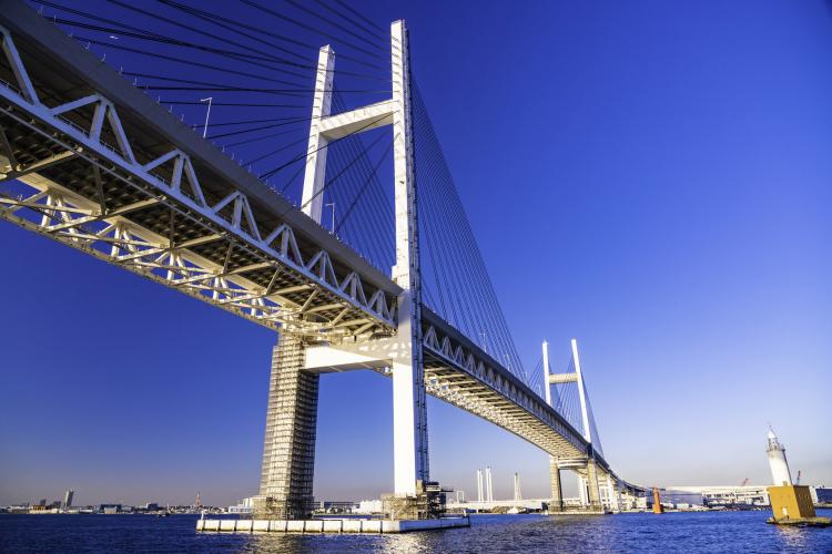 橫濱海灣大橋