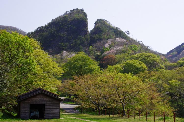 道遊之割戸(佐渡島)