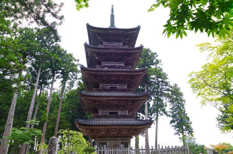 妙宣寺(佐渡島)