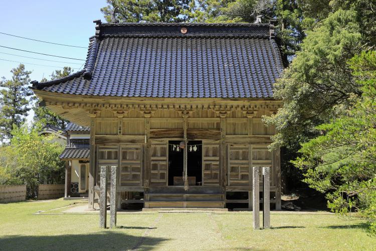 大膳神社(佐渡島)