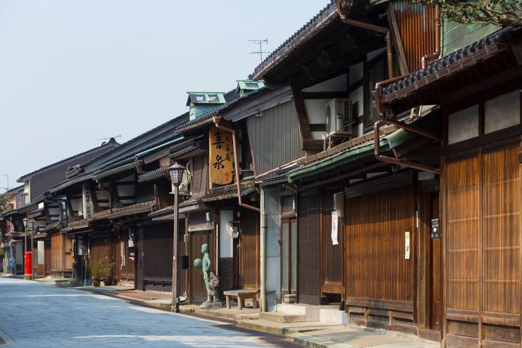 金屋町(傳統建造物群保存地區)