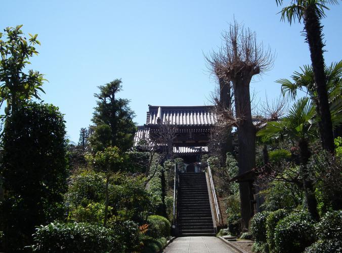 寺町台傳統建造物群保存地區