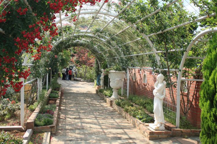 香草庭園旅日記