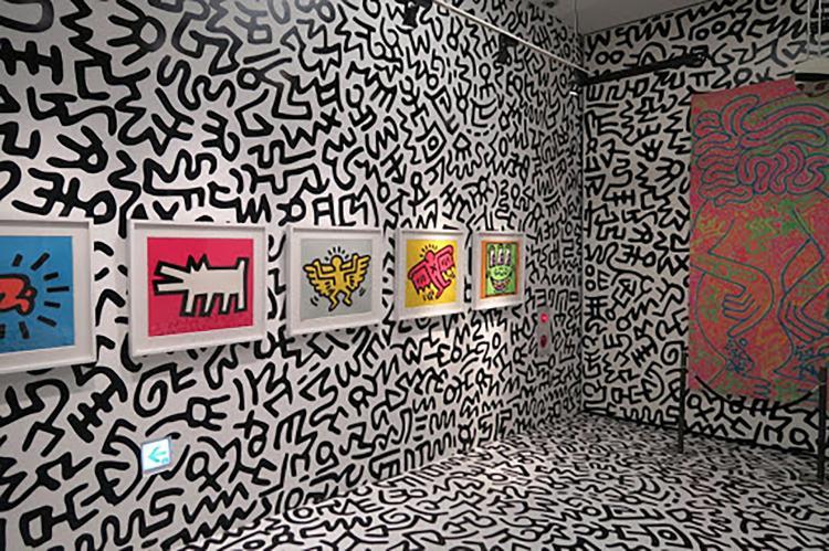中村Keith Haring美術館
