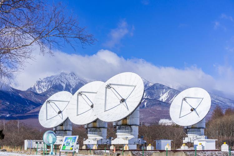 國立天文台野邊山宇宙電波觀測所