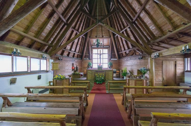 軽井澤聖保羅教堂