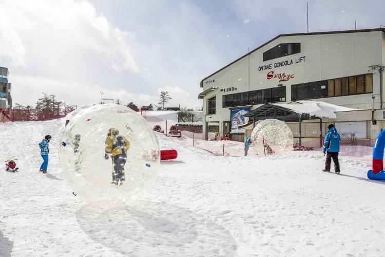 御嶽2240滑雪場