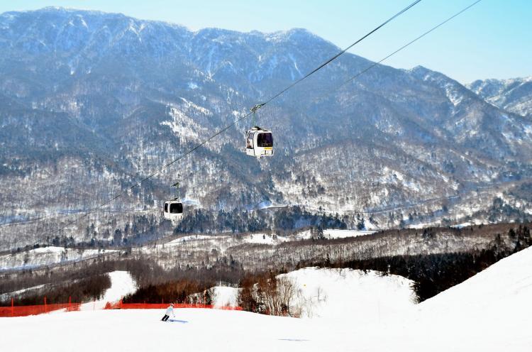 奥志賀高原滑雪場