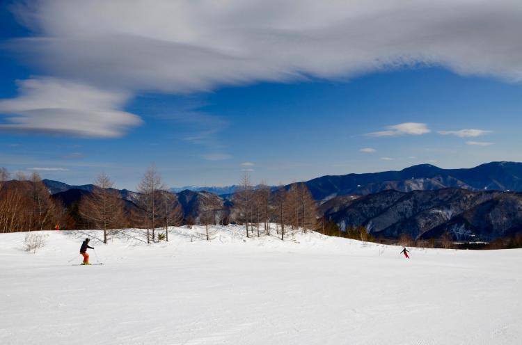 Mt.乘鞍滑雪渡假村
