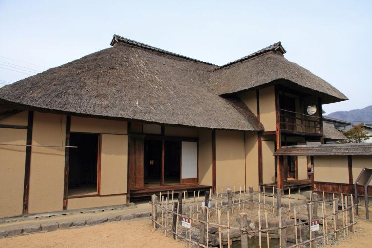 舊横田家住宅