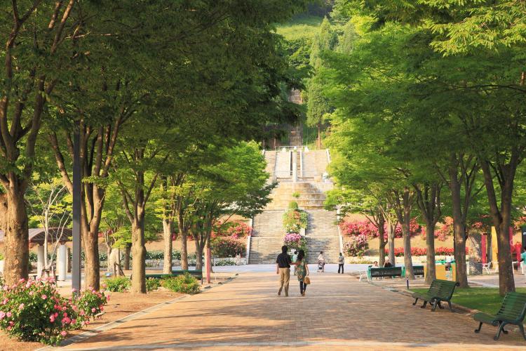花卉節紀念公園