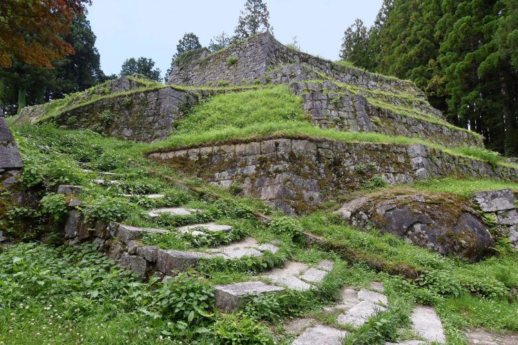 岩村城遺址
