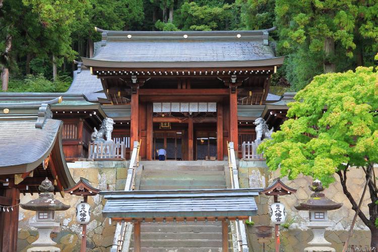 櫻山八幡宮・高山祭屋台會館