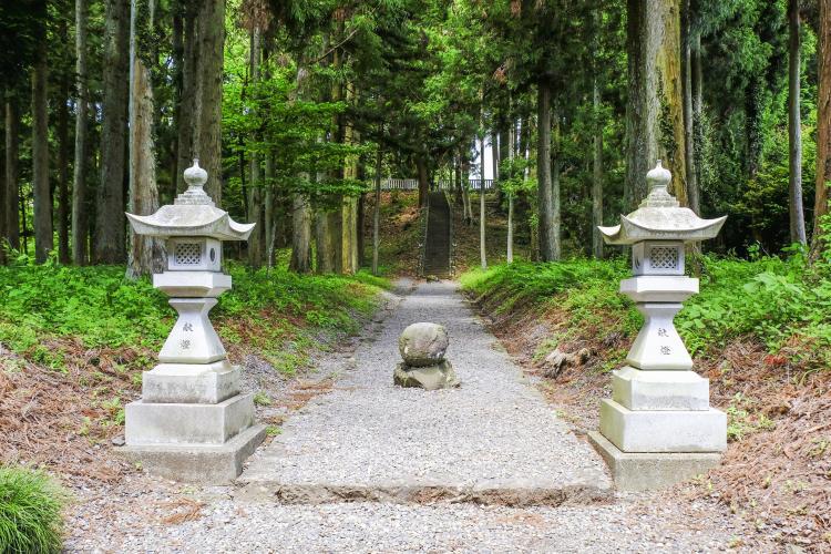 山宮淺間神社