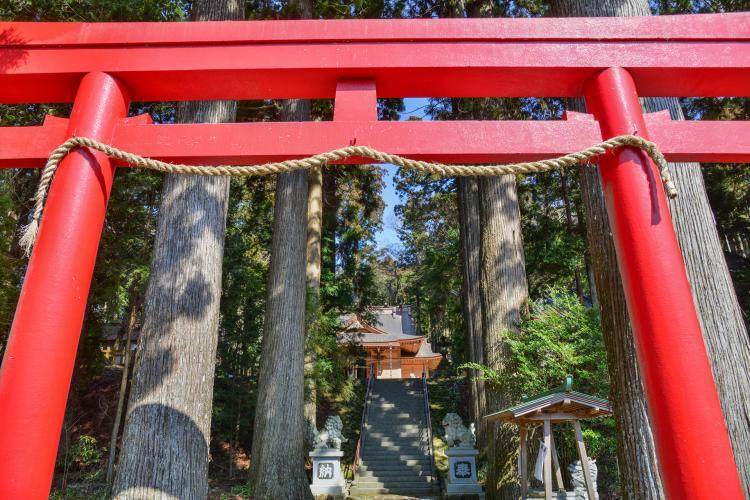 須山淺間神社