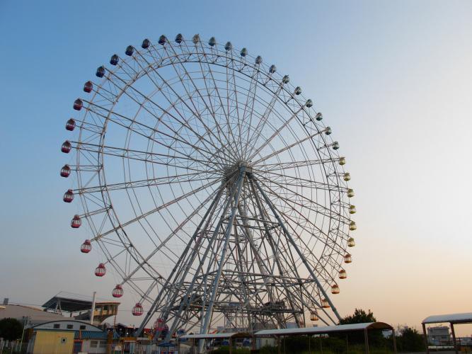 名古屋港海洋火車樂園