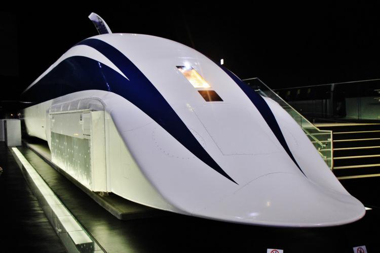 磁浮列車鐵道館
