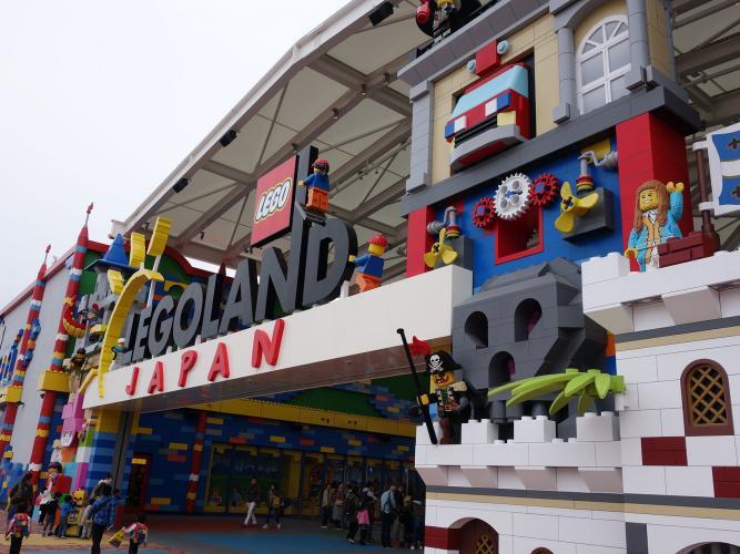 樂高樂園(LEGOLAND)