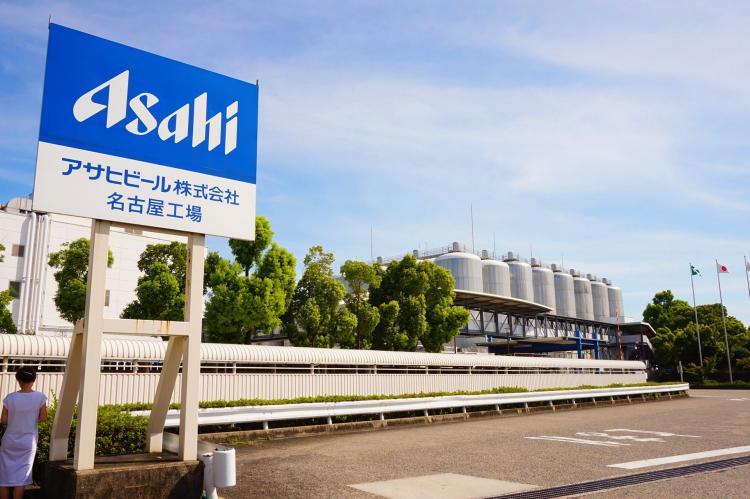 朝日啤酒名古屋工廠