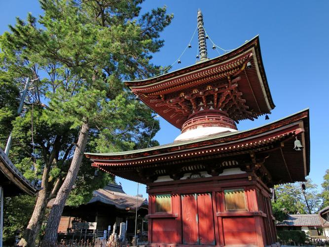 大塚性海寺歷史公園