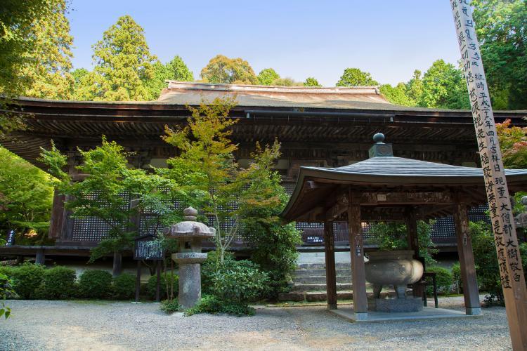 金剛輪寺(湖東三山)