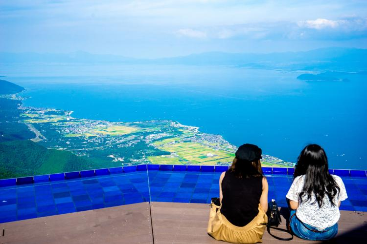 琵琶湖展望台(琵琶湖Terrace)