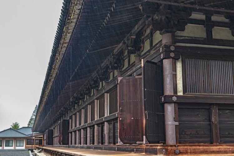 三十三間堂(蓮華王院本堂)
