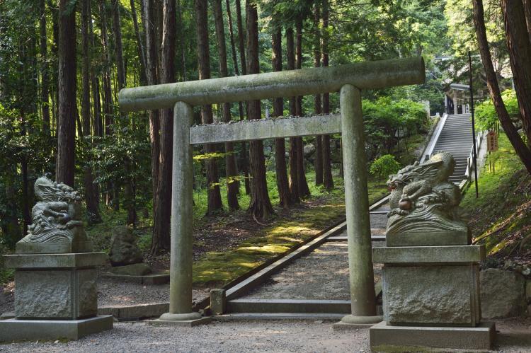 奥宮眞名井神社