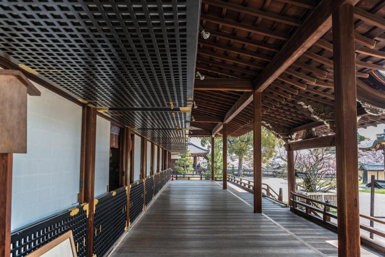 大覺寺(舊嵯峨御所)