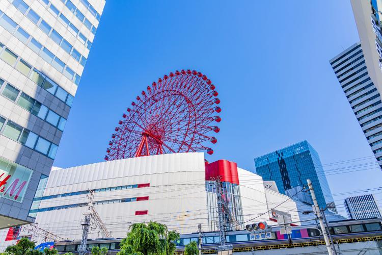 HEP FIVE阪急梅田觀覽車