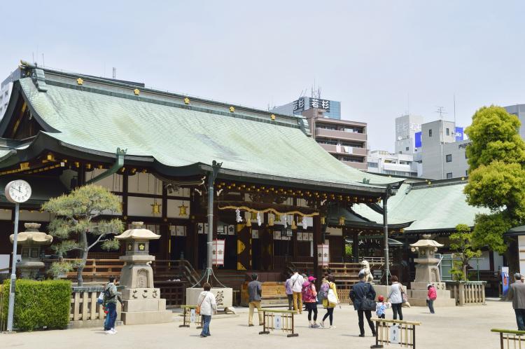 大阪天滿宮