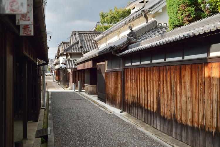 富田林寺内町(傳統建造物群保存地區)
