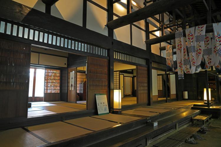 山口家住宅(堺市立町屋歴史館)
