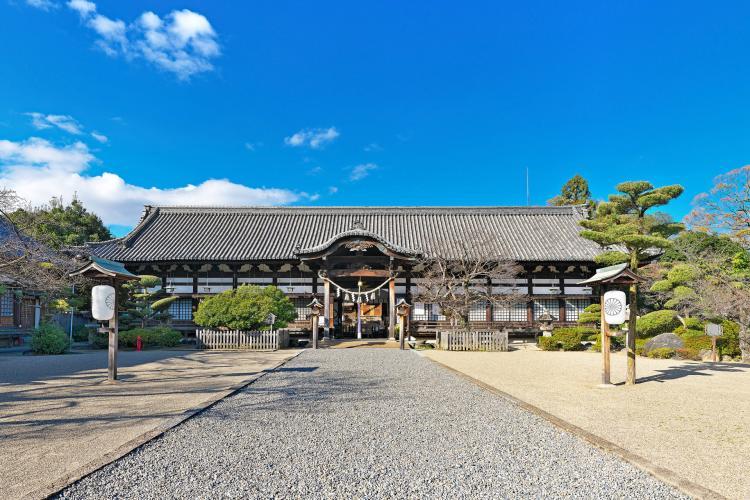 譽田八幡宮