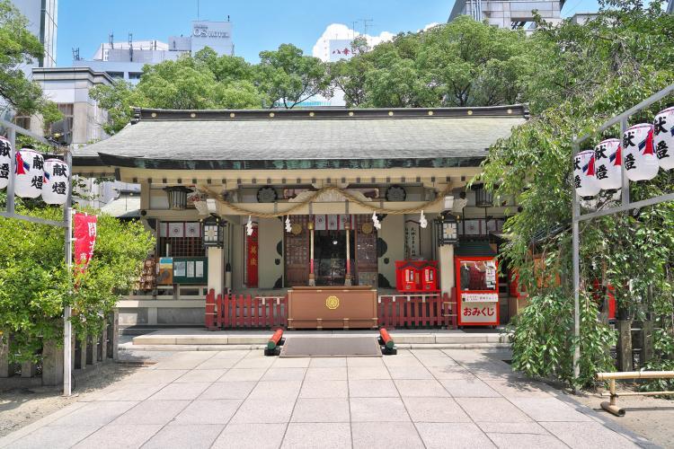 露天神社(阿初天神)