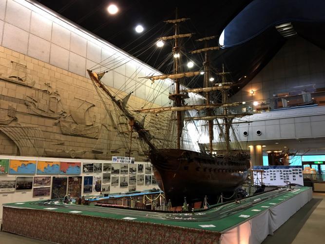 神戶海洋博物館·川崎世界