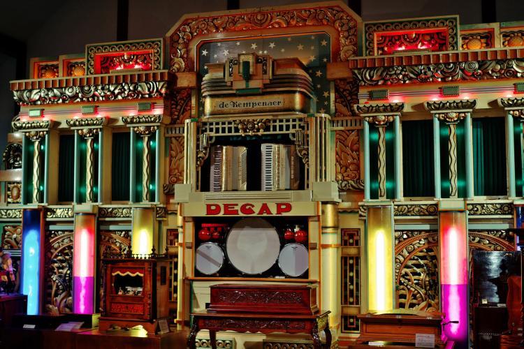 六甲音樂盒博物館