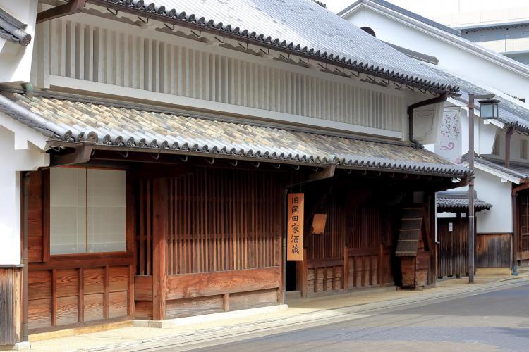 舊岡田家住宅