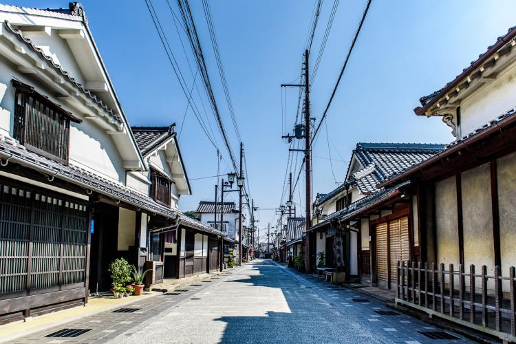 篠山市篠山傳統建造物群保存地區
