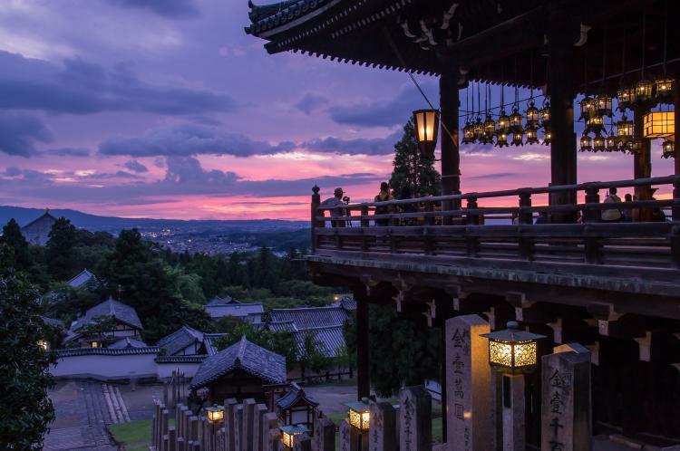 東大寺(奈良公園)