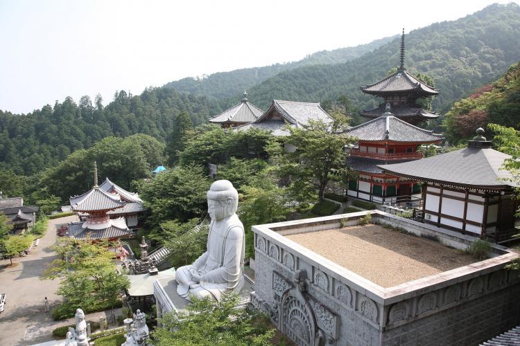 南法華寺(壺阪寺)