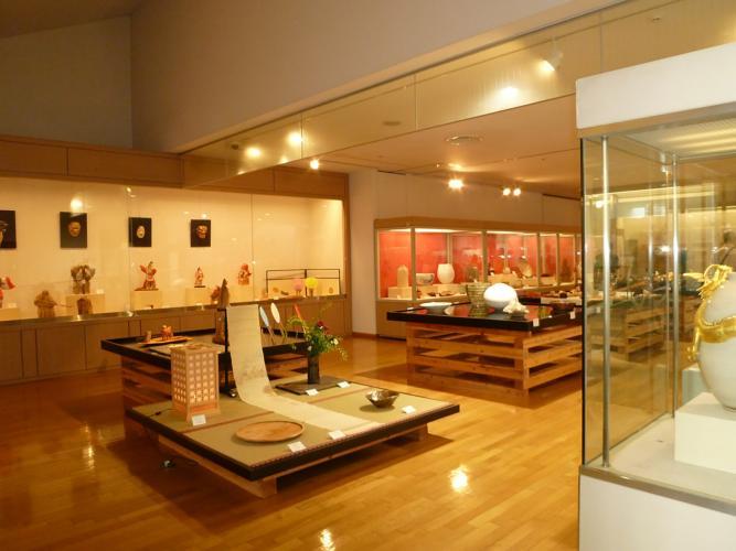 奈良工藝館