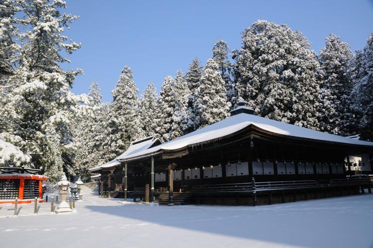 高野山檀上伽藍・金剛峰寺