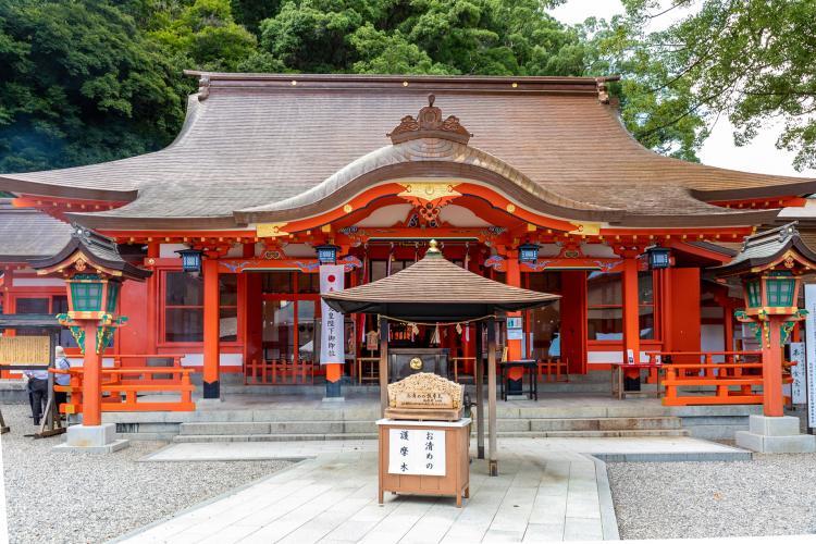 熊野那智大社・那智之瀑布